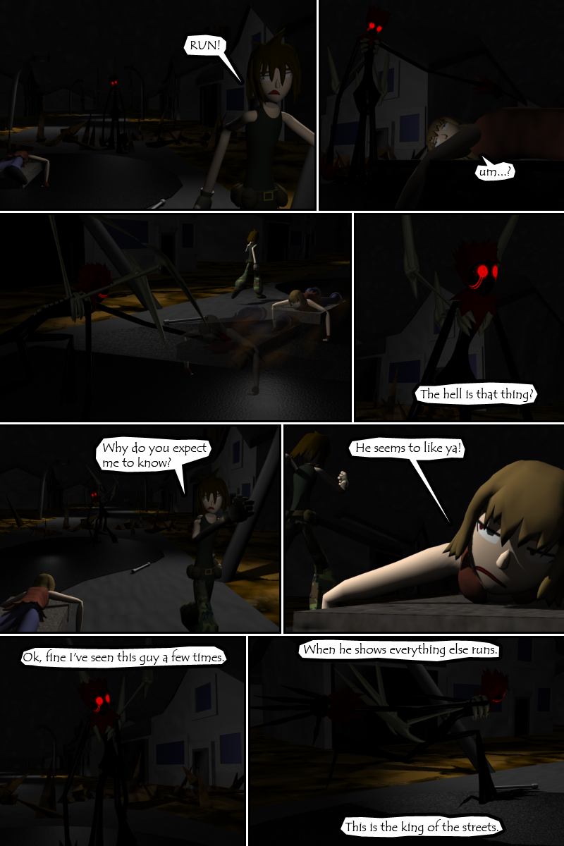 Pretty much the creepiest page I've ever made.